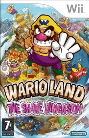 Boîte du jeu Wario Land : The Shake Dimension