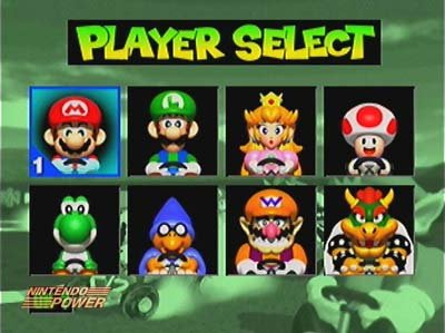 ���� ����� ���� ����� 2012 super mario war & Mario Kart