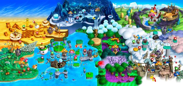 Test De New Super Mario Bros U Par Desmu Mario Universalis